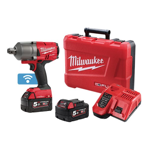 Milwaukee | Cheap Tools Online | Tool Finder Australia Impact Wrenches M18ONEFHIWF34-502C cheapest price online