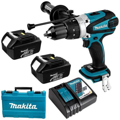 Makita | Cheap Tools Online | Tool Finder Australia Drill/Drivers dhp458rfe cheapest price online