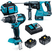 Makita | Cheap Tools Online | Tool Finder Australia Kits dlx2204m lowest price online
