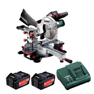 Metabo | Cheap Tools Online | Tool Finder Australia Mitre saws kgs-18-ltx-216-k lowest price online