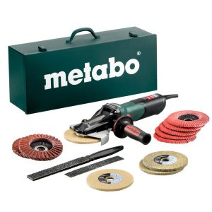 Metabo | Cheap Tools Online | Tool Finder Australia Angle Grinders wevf 10-125 quick inox set cheapest price online
