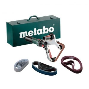 Metabo | Cheap Tools Online | Tool Finder Australia Tube Belt Sanders rbe 15-180 set best price online