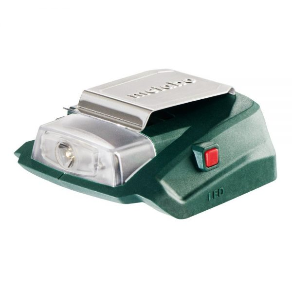 Metabo | Cheap Tools Online | Tool Finder Australia Chargers PA18LED-USB cheapest price online