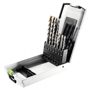 Festool | Cheap Tools Online | Tool Finder Australia Masonary Bits SDS+Set best price online