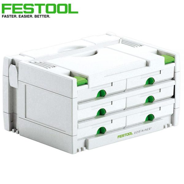 Festool | Cheap Tools Online | Tool Finder Australia Tool Box Organisers SYS3SORT6 cheapest price online