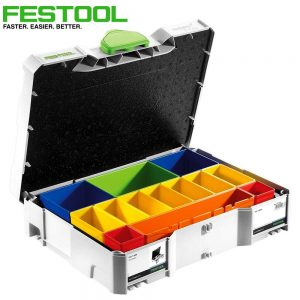 Festool | Cheap Tools Online | Tool Finder Australia Tool Box Organisers SYS1BOX lowest price online