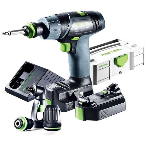 Festool | Cheap Tools Online | Tool Finder Australia Drill/Drivers TXSLI26Set 564516 best price online
