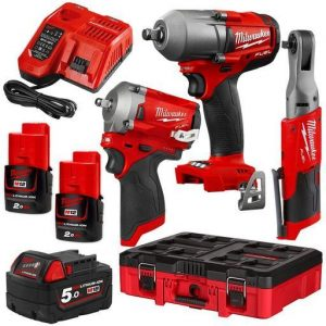 Milwaukee | Cheap Tools Online | Tool Finder Australia Kits M18FPP3G2-523P cheapest price online