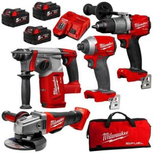 Milwaukee | Cheap Tools Online | Tool Finder Australia Kits M18FPP4A2-503B best price online