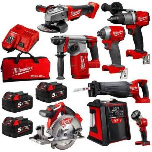 Milwaukee | Cheap Tools Online | Tool Finder Australia Kits M18FPP8A2-503B best price online