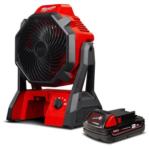 Milwaukee | Cheap Tools Online | Tool Finder Australia Fans M18AF201 best price online