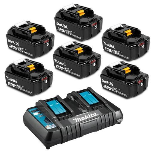 Makita | Cheap Tools Online | Tool Finder Australia Batteries and Chargers DGA9PT186 best price online