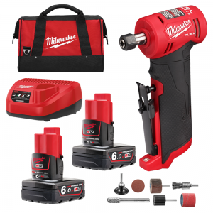Milwaukee | Cheap Tools Online | Tool Finder Australia Die Grinders M12FDGA-602BA lowest price online