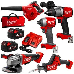 Milwaukee | Cheap Tools Online | Tool Finder Australia Kits M18FPP5H2-502B cheapest price online