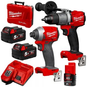 Milwaukee | Cheap Tools Online | Tool Finder Australia Kits M18FPP2A2-502C lowest price online